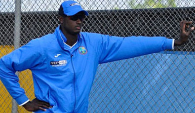 Captain Jason Holder … has come in for praise from head coach Phil Simmons on his handling of the pressure on the tour of Australia.