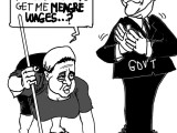 20151225Stabroek News Business Cartoon Dec 25 2015