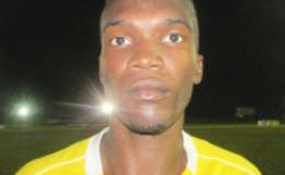 Winners Connection scorer Keon Sears