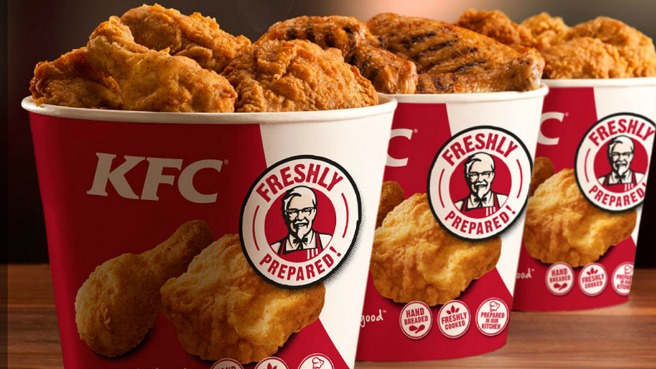Beharry group secures kfc franchise stabroek news the beharry group of companies has obtained the franchise for kentucky fried chicken kfc and will be re establishing the brand here soon stopboris Choice Image