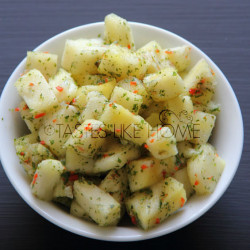 Pineapple Chow Photo by Cynthia Nelson