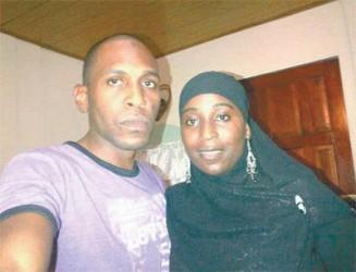 Anthony Henry and Anika Kwanza.