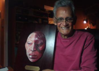 Ken Corsbie and the Earl Warner Trust Lifetime Achievement Award