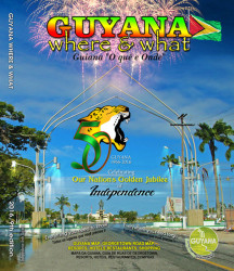 20160319GUYANA WHERE AND WHAT 2016 COVER