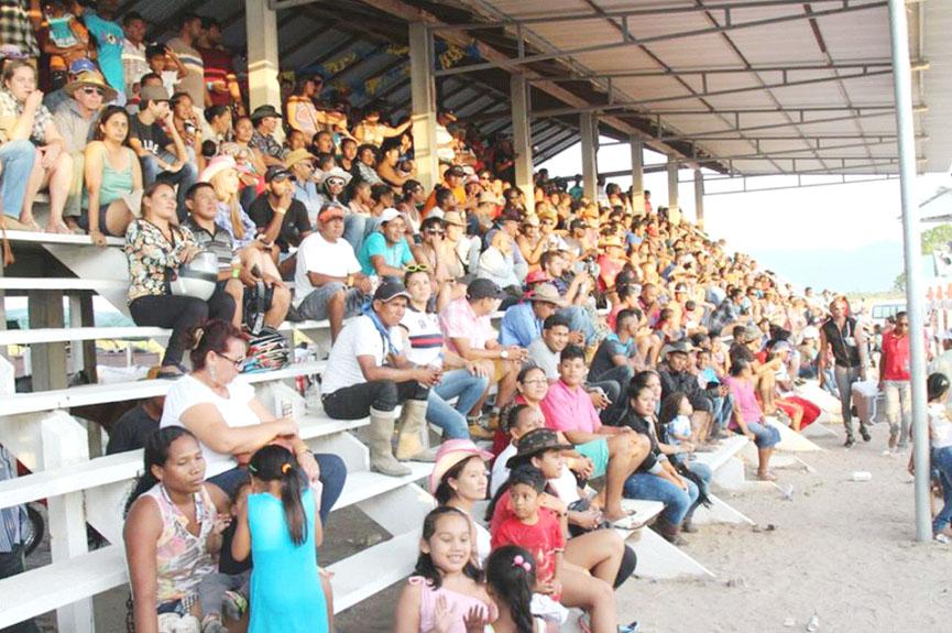 Calendar Guyana : Lethem rodeo attracts hundreds stabroek news