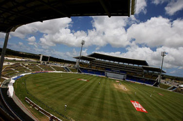 Preparations have already begun at the Vivian Richards Stadium to host a Test during the upcoming India series.