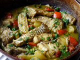 Fish Molee (a delicately flavoured Kerala fish curry) (Photo by Cynthia Nelson)