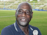 Legendary former West Indies captain Sir Vivian Richards.