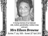 Eileen Browne
