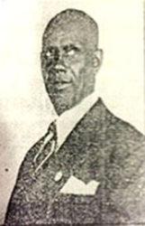 Hubert Nathaniel Critchlow
