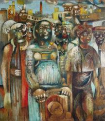 Denis Williams, Human World, 1951