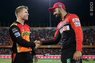 Which captain will lift the IPL trophy this evening? Will it be third time lucky for RCB, who also made it to the Final in 2009 and 2011? Or will Sunrisers Hyderabad clinch the trophy in their first-ever appearance in the Final?