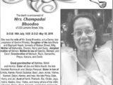 Champadai Bhoodoo -6x3