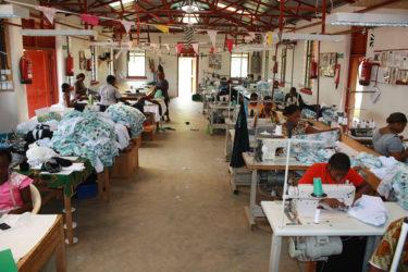 Soko Factory, Rukinga Wildlife Sanctuary in Kenya