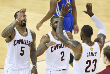 The Finals are all even at 3-3. LeBron James drops 41 (again) to lift the Cavs to their second straight win over the Warriors 115-101 and set up Game 7 on Sunday.