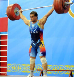 Ilya Illyin, the world's most popular weightlifter is expected to lose gold medals he won in Beijing and London after a positive dope test.