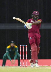 Darren Bravo is one of only two West Indian batsmen to score a century in the current Ballr Tri Series One Day tournament.