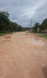 Kwakwani faces an acute crisis of bad roads