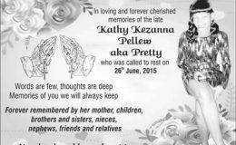 Kathy Pellew aka Pretty