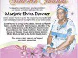 Marjorie Downer