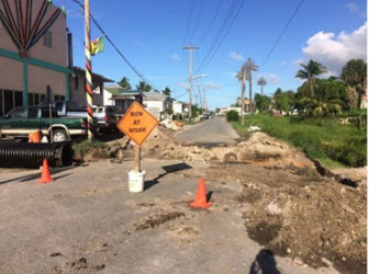 The Ministry of Public Infrastructure has advised that due to rehabilitation works on the culvert at David Street, the section of road between Sheriff Street and Church Road, Subryanville would be closed from July 2nd to July 9th, 2016.  In an advertisement in Friday's edition of Stabroek News, the ministry advised motorists to use the First, Second, Fourth and Fifth Avenues to reach Church Road if they wish to access David Street via Sheriff Street. The ministry is asking all drivers to observe all signs and markings placed on the roadway.