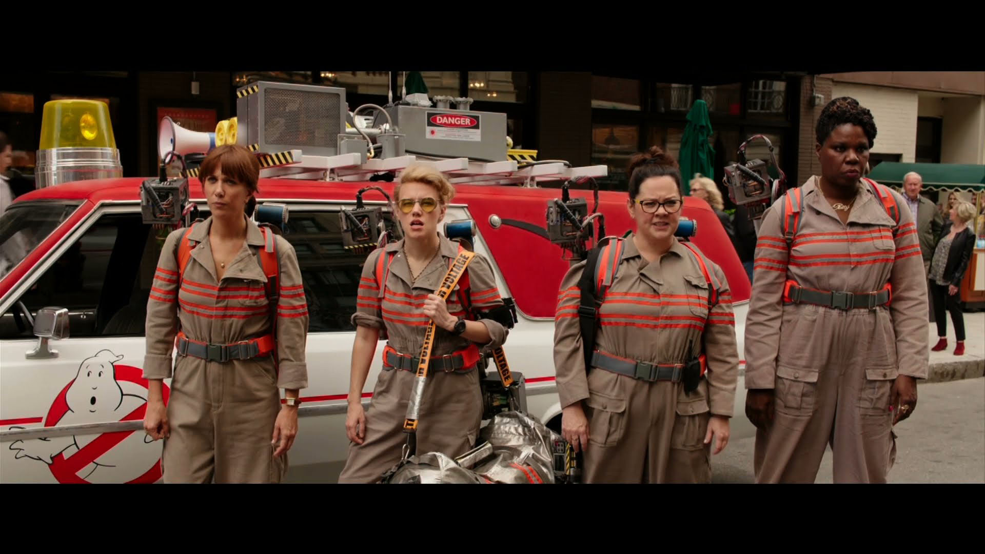 New Ghostbusters cast shakes off criticism to revive classic story