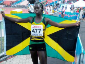 Tiffany James posted the fastest qualifying time to advance as one of four Caribbean competitors to the semi-final of the women's 400 metres