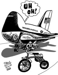 20160721Stabroek News Cartoon July 21 2016
