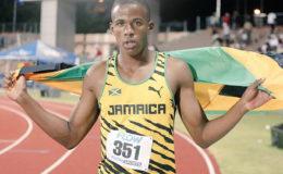 Jamaican Nigel Ellis