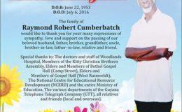 Raymond Cumberbatch
