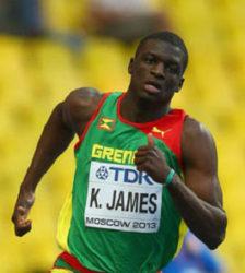Kirani James.