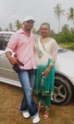 Nazim Jabhar and Angela Jabhar