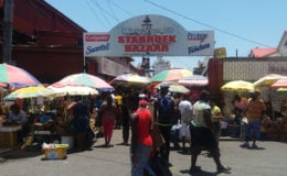 The Stabroek Bazaar
