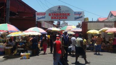 The Stabroek Bazaar