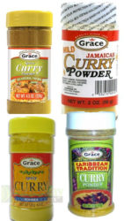 Grace curry products
