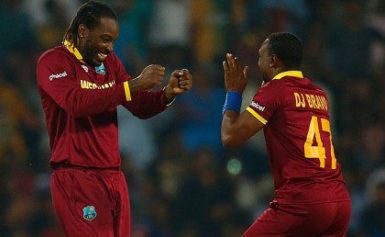 West Indies … could jump up to number two in the ICC Twenty20 rankings.