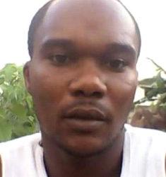 Shot dead: Adrian John