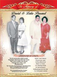 David & Leila Persaud