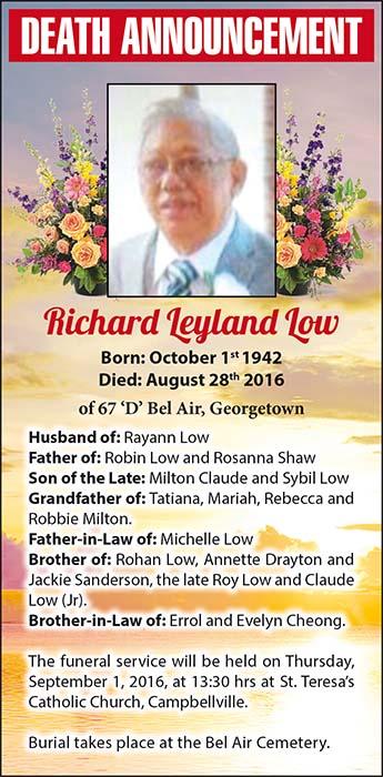 Richard Low
