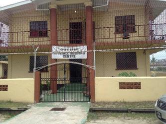 The Sophia Juvenile Holding Centre, from where the trio escaped