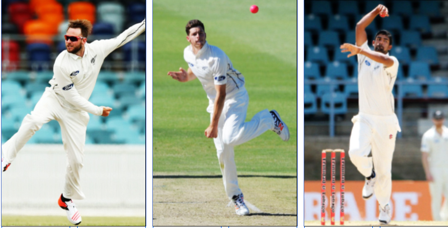 India Test Squad for New Zealand Test Series Announced