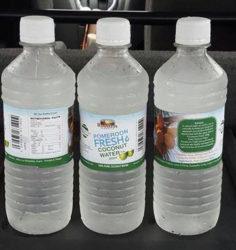 Pomeroon Fresh Coconut Water