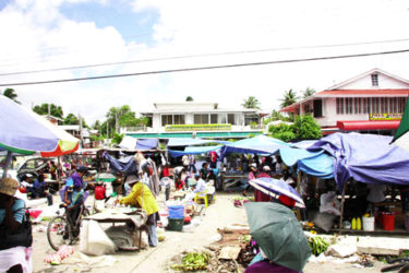 Vending in Guyana