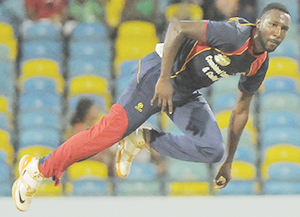 Kesrick Williams emerged one of the leading bowlers in this year's CPL.