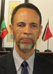Ambassador Colin Granderson