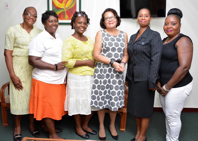 Cultural centre ushers in elderly care proposal - Stabroek News