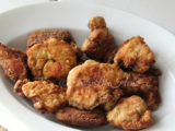 Fried Chicken à la auntie Betty (Photo by Cynthia Nelson)