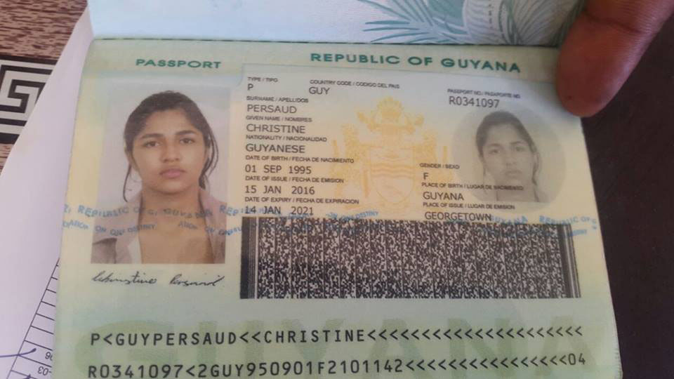Stabroek - News Returned To Wife Dataram Guyana