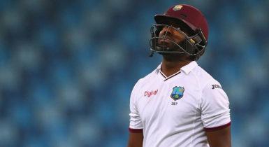 West Indies batsman Darren Bravo … controversially sent home from the tour of Zimbabwe.