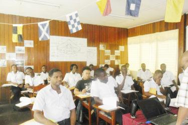 A MATPAL classroom session